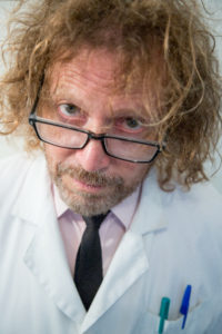 KIM SALMON- LABCOAT TALES- THE STORY OF THE SCIENTISTS at The Junk Bar