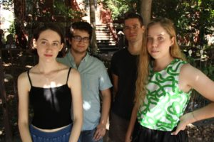 FRANKIE COSMOS- 2 SHOWS SOLD OUT. at The Junk Bar
